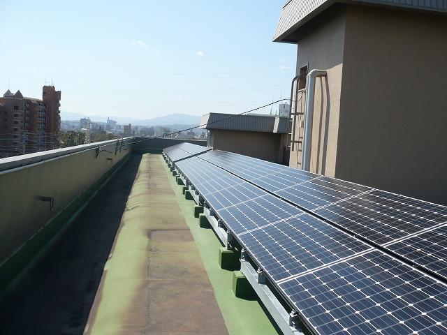 ④太陽光設置1