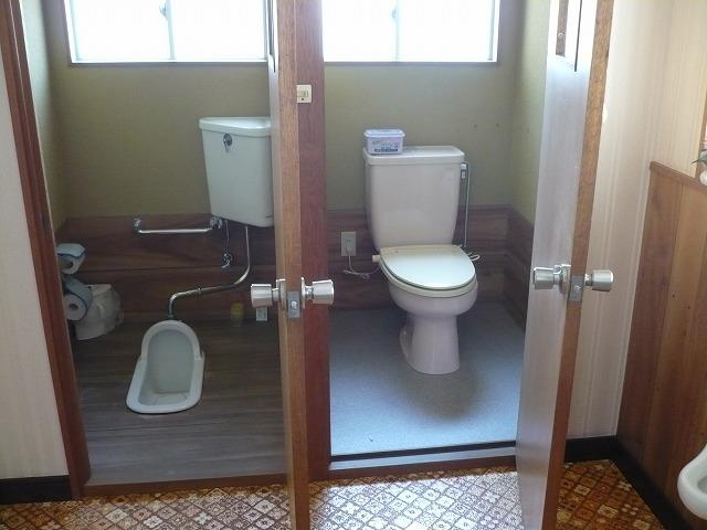②トイレ 施工前