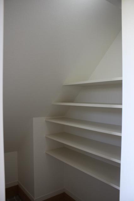 階段下の収納