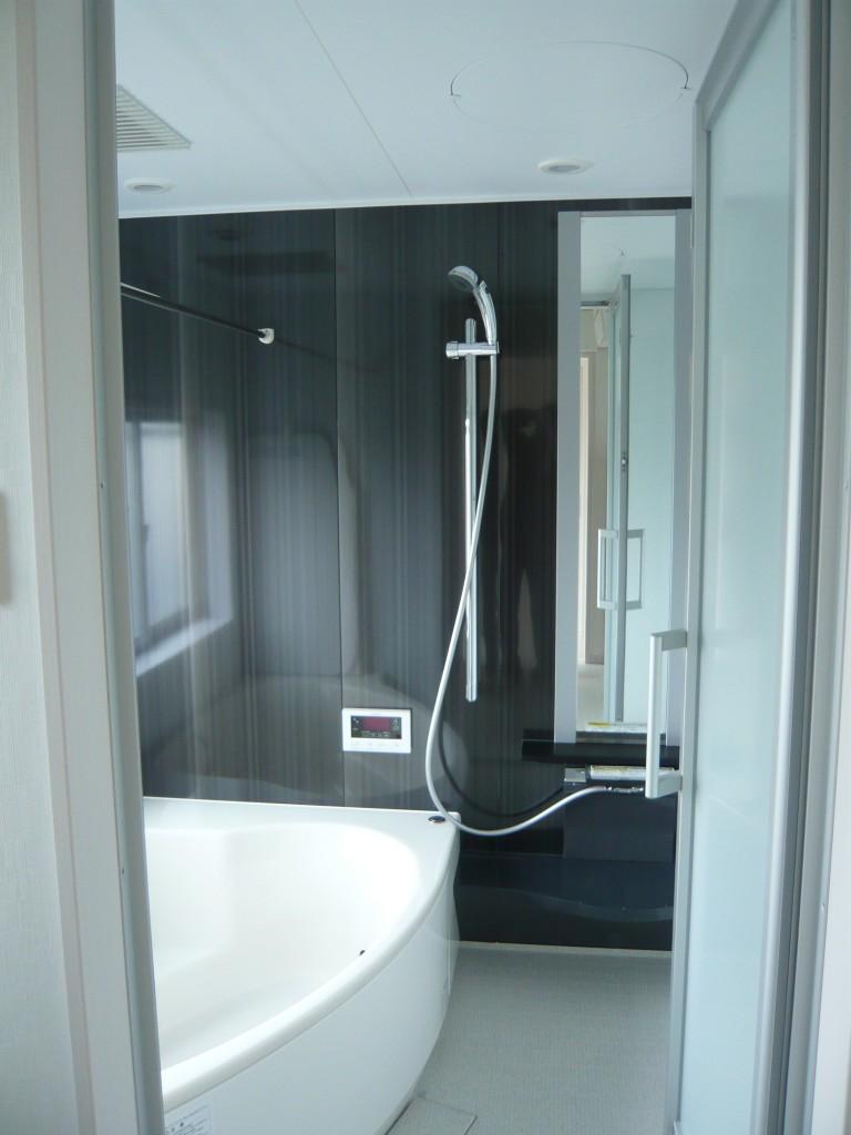 完成 浴室