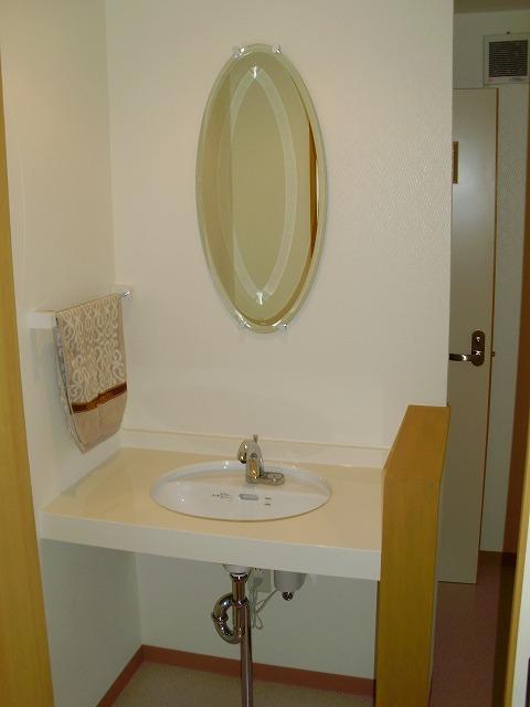 ②-3施工後 手洗い場