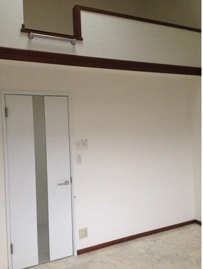2階洋間後