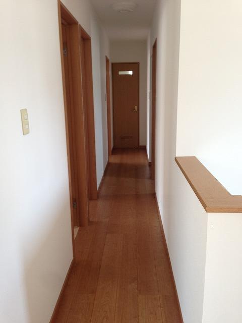 ⑤2F廊下扉後