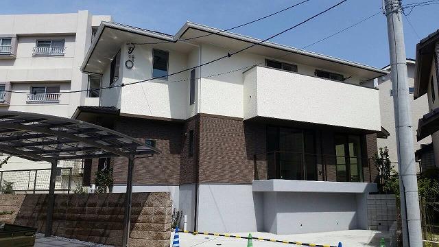 樋井川分譲