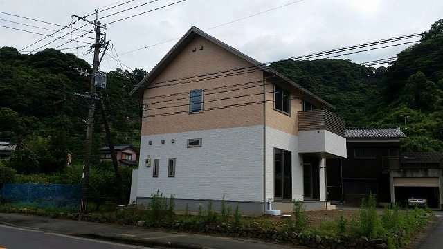 津久見 篠原邸 (2)