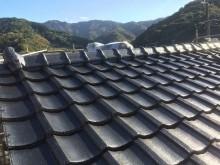 屋根完了 (1)