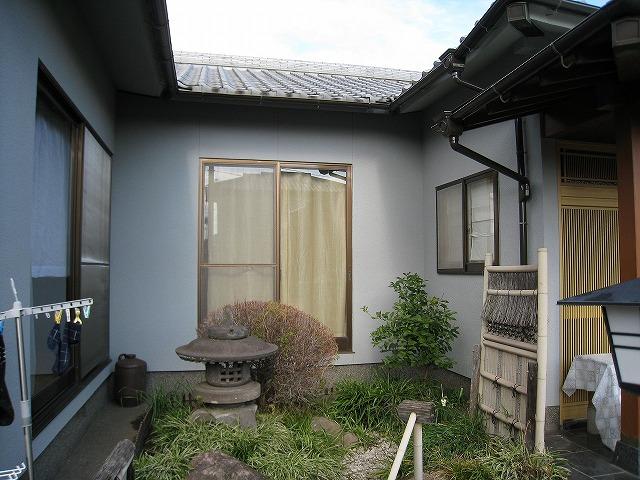 外壁塗装・雨樋完了 (2)