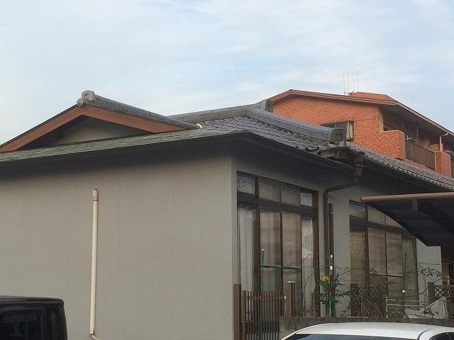 外壁塗装完了 (2)