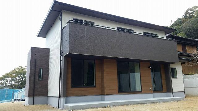 福岡和白 佐藤邸 (1)