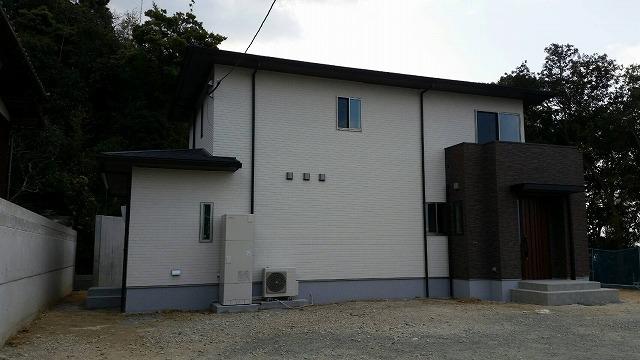 福岡和白 佐藤邸 (2)
