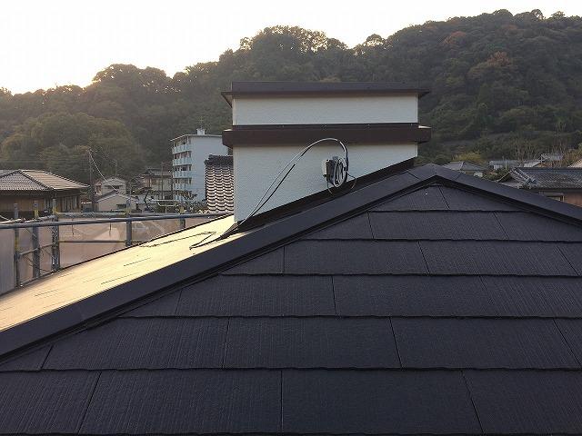 屋根完成 (1)