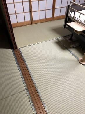 和室 畳表替え後 (1)