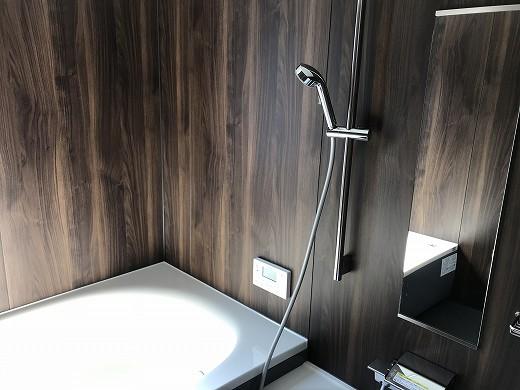 8-7 2階洗面、浴室 (1)