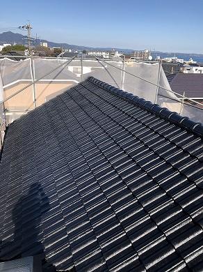 5屋根完工 (2)