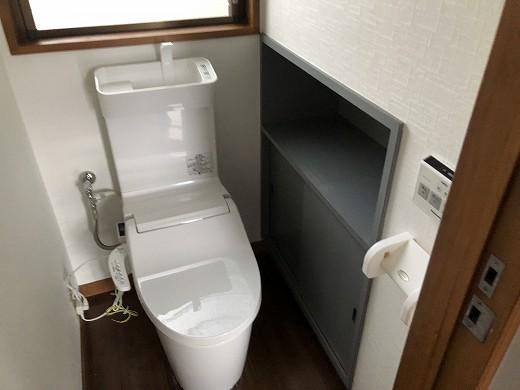 5-2トイレ 完工