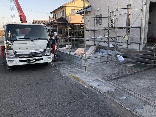 H2木工事 (2)