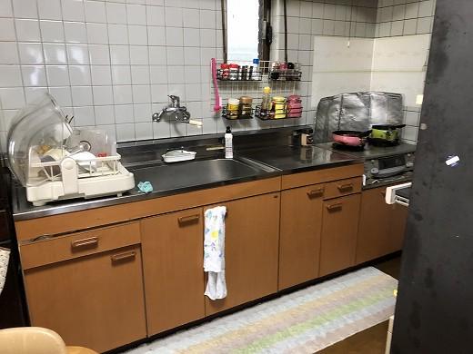 4-1キッチン施工前 (2)