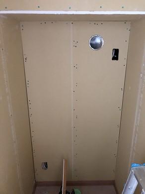1階 トイレ追加中