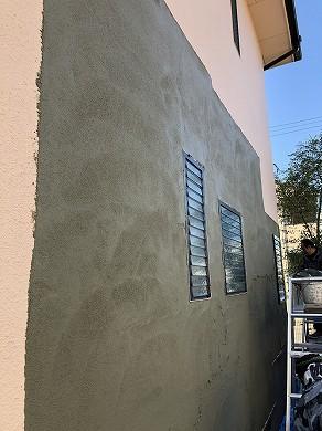 外壁モルタル工事 (2)