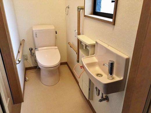 1階トイレ着工前
