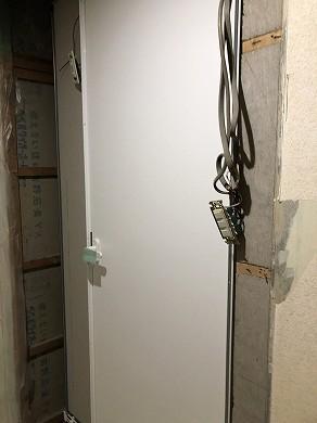 シャワールーム設置後 (2)