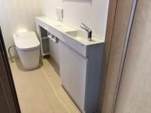 1階トイレ完了後 (2)