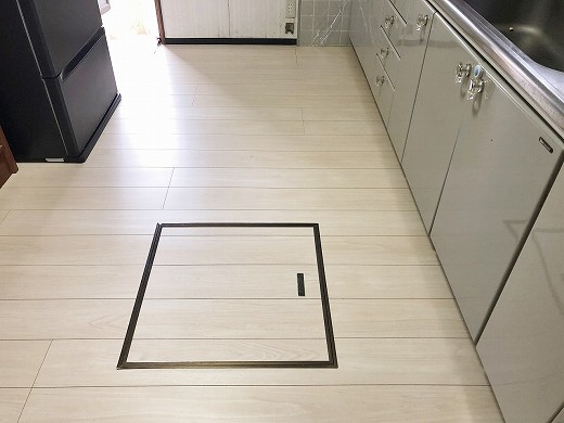 キッチン完了 (1)