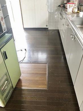キッチン施工前 (2)