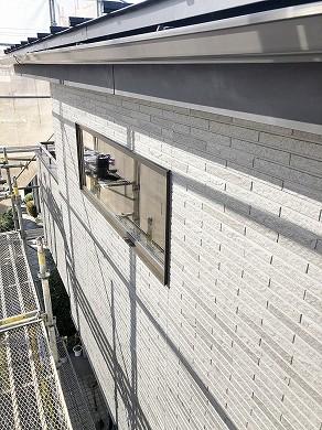 増築部外壁完了 (1)