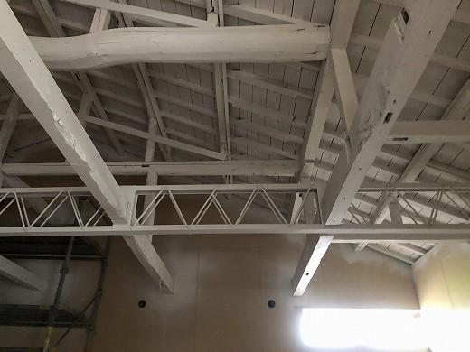 天井塗装工事 (6)