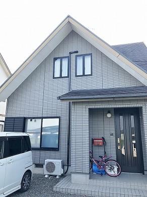 屋根・外壁塗装前 (2)