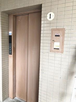 エレベーター着工前 (1)