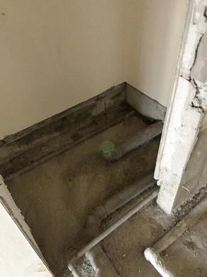 トイレ 解体・撤去