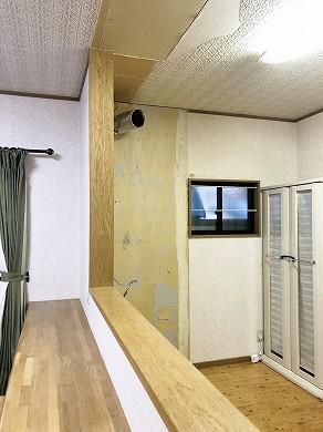 キッチン撤去後 (1)