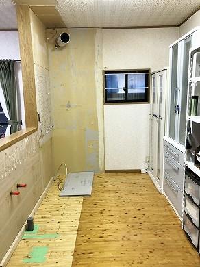 キッチン撤去後 (4)