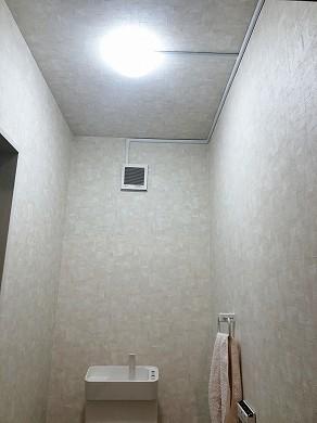 トイレ器具付後 (5)