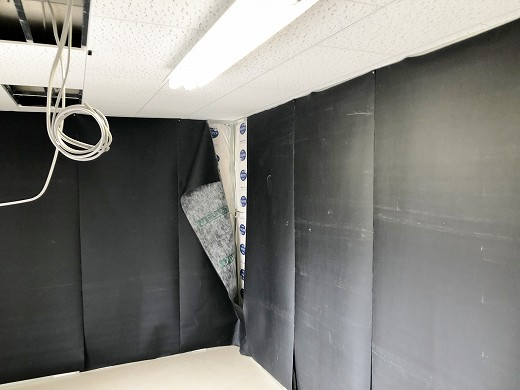 4 2階遮音壁施工状況 (7)