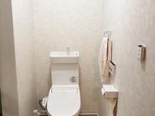 トイレ器具付後 (1)
