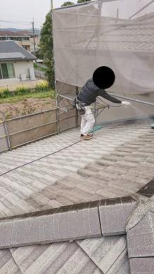 屋根下塗り (11)